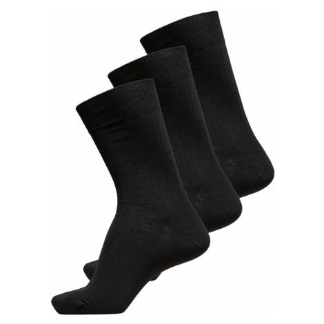 Selected Homme Herren Socken Shdpete 3-Pack Cotton Rib - 3er Pack