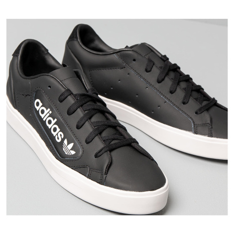 adidas Sleek W Core Black/ Crystal White/ Ftw White