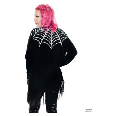 Pullover Frauen - SPIDER WEB - TOO FAST - WCFR-R-WEB XL