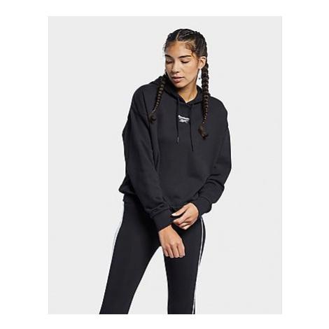 Reebok reebok classics small logo hoodie - Black - Damen, Black