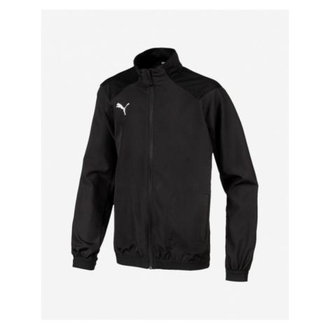 Puma Liga Sideline Kids Jacket Schwarz mehrfarben