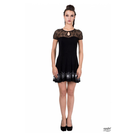 Damen Kleid BANNED - DBN5074R/BLK/WHT