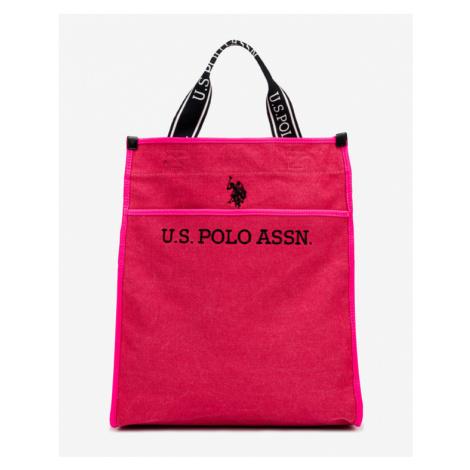 U.S. Polo Assn Halifax Tasche Rosa