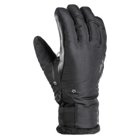 Leki SNOWBIRD 3D GTX W schwarz - Damen Handschuhe für die Abfahrt