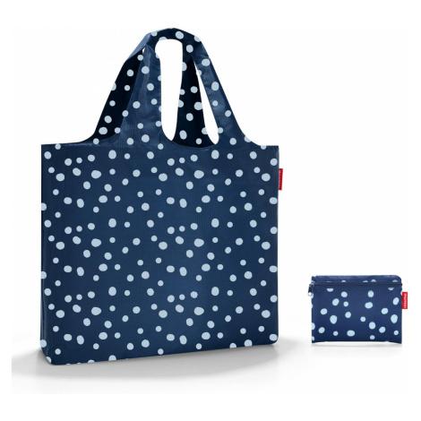 Reisenthel Faltbeutel Mini Maxi Beachbag Spots Navy