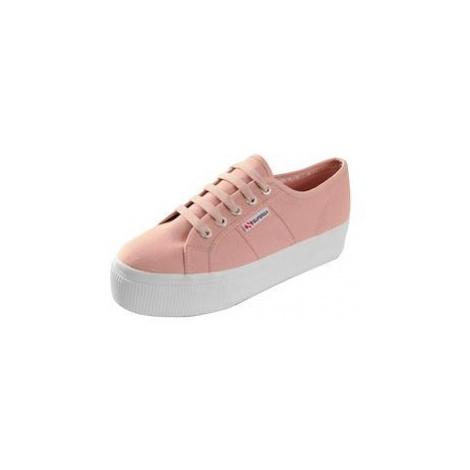 Sneaker 'Classic' hoch rosé, Superga