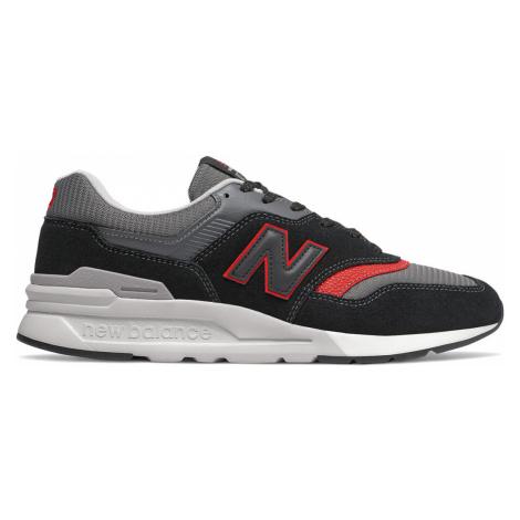 New Balance Sneaker Herren CM997HXW Dunkelgrau Grey Black