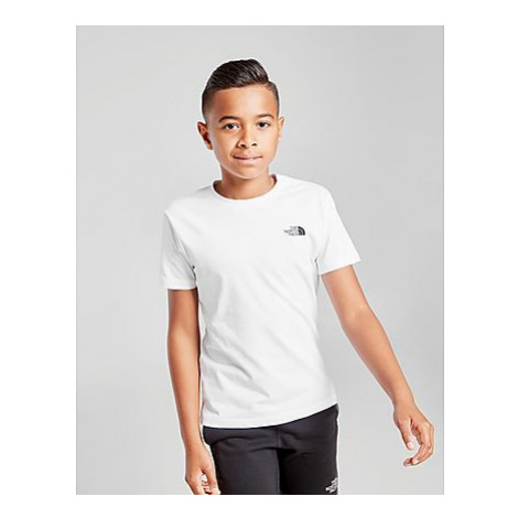 The North Face Simple Dome T-Shirt Kinder - Kinder
