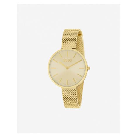 Liu Jo Glamour Globe Armbanduhr Gold