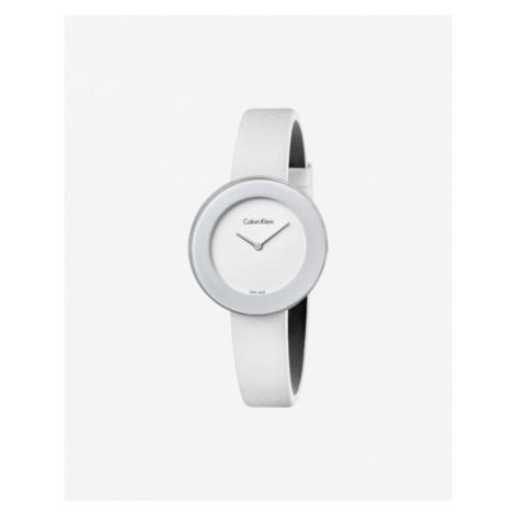 Calvin Klein Chic Armbanduhr Weiß