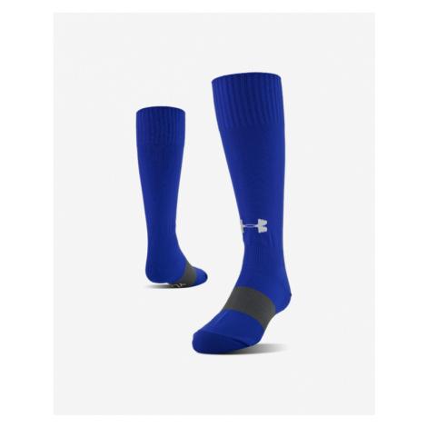 Under Armour Soccer Solid Socken Blau