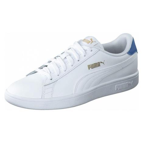 PUMA Smash v2 L Sneaker Herren weiß