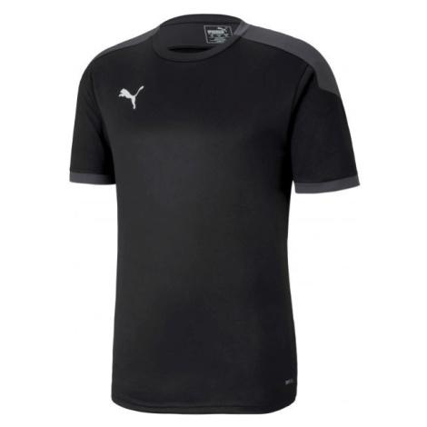 Puma TEAM FINAL 21 TRAINING JERSEY schwarz - Herren Trainingsshirt