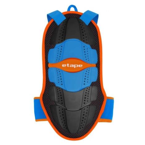 Etape JUNIOR FIT schwarz - Rückenprotektor für Kinder