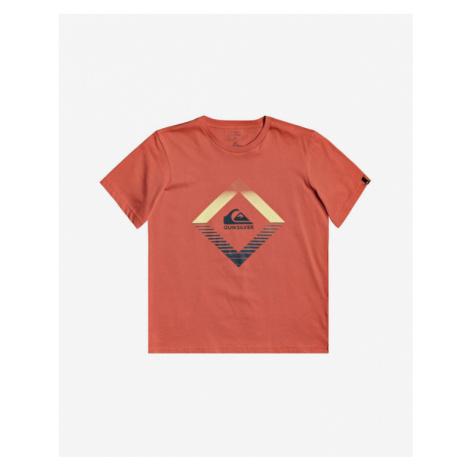 Quiksilver Tropical Mirage Kinder  T‑Shirt Orange