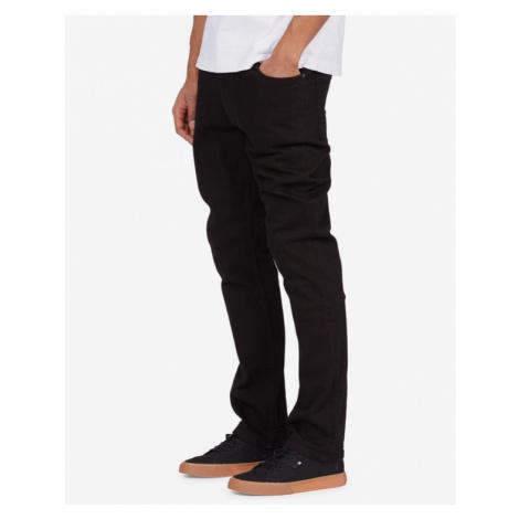 DC Worker Straight Fit Jeans Schwarz