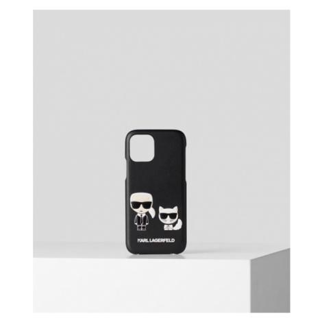 Karl & Choupette Handyhülle für iPhone 12/12 Pro Karl Lagerfeld