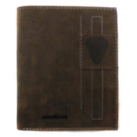 Strellson Geldbörse Richmond Billfold V12 dark brown dunkelbraun