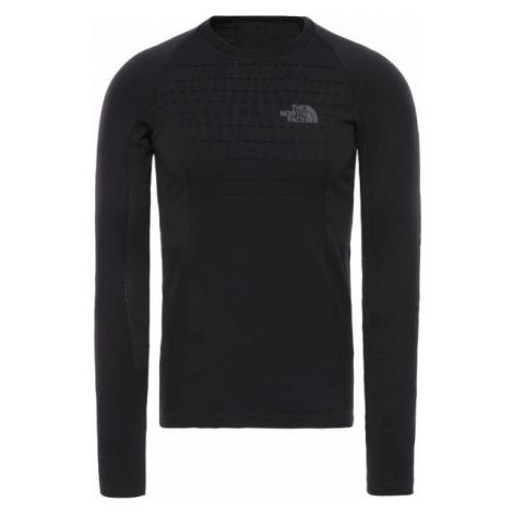 The North Face SPORT L/S CR N M schwarz - Herren Shirt