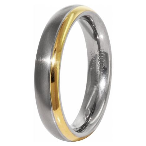 Boccia 0130-08 Titanium Herren-Ring
