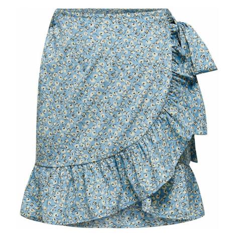 Plissierte und Rüschen Röcke  Only
