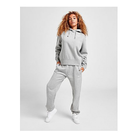 Nike Swoosh Fleece Jogginghose Damen - Grey - Damen, Grey