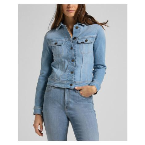 Lee Rider Jacket Blau