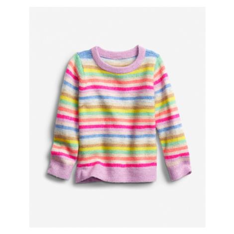 GAP Kinder Pullover Beige mehrfarben