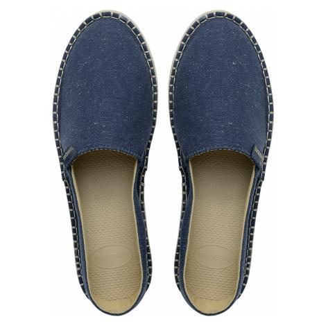 Blaue espadrilles für damen