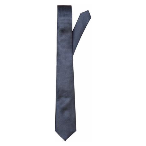 SELECTED Seiden Krawatte Herren Blau