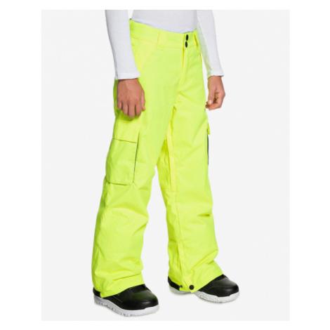 DC Banshee Kids Trousers Gelb
