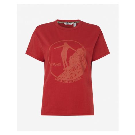 O'Neill Olympia T-Shirt Rot