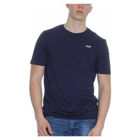 Fila T-Shirt Herren UNWIND TEE 682201 Dunkelblau 170 Black Iris