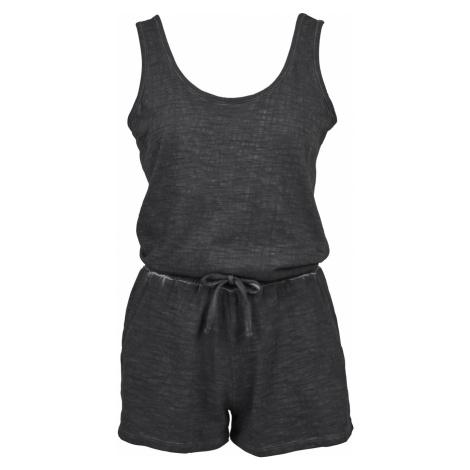 Urban Classics Damen Cold Dye Short Jumpsuit