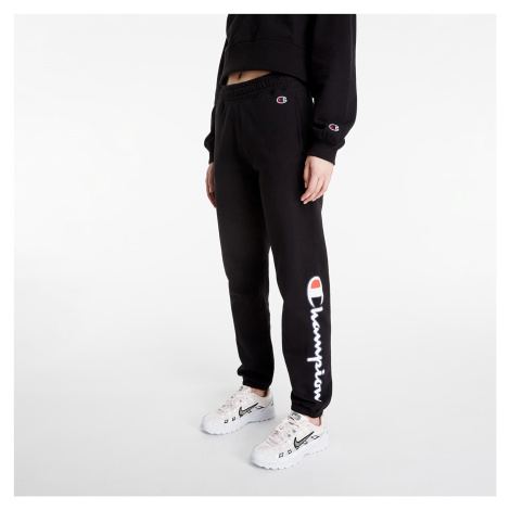 Champion Rochester Champion Logo Elastic Cuff Pants Nbk