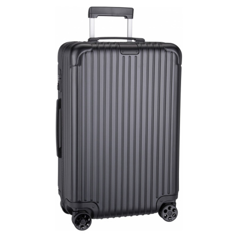 Rimowa Trolley + Koffer Essential Check-In M Matte Black (60 Liter)