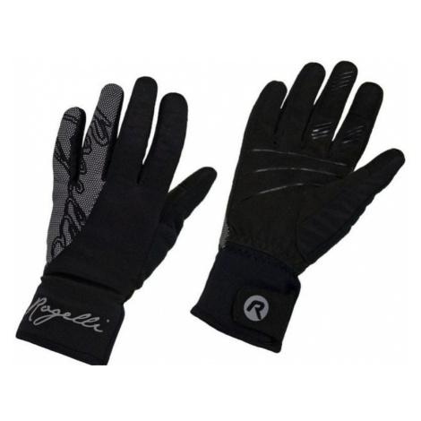 Damen Radsport Handschuhe Rogelli Flash, 010.660. black