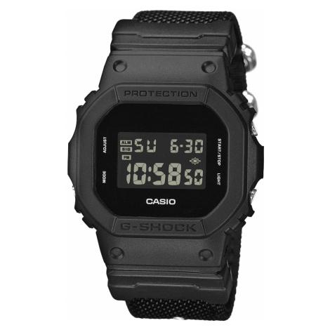 Casio DW-5600BBN-1ER G-Shock Digitaluhr Schwarz