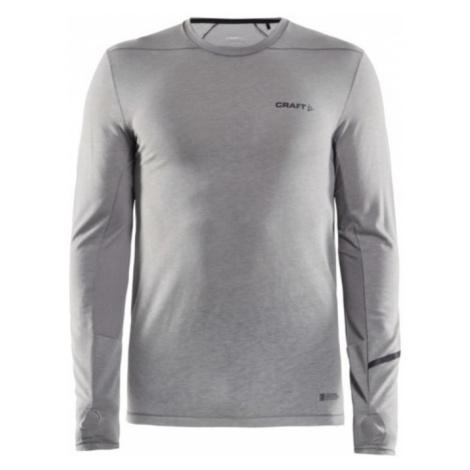T-Shirt CRAFT SubZ Wool LS 1907712-935200 grey