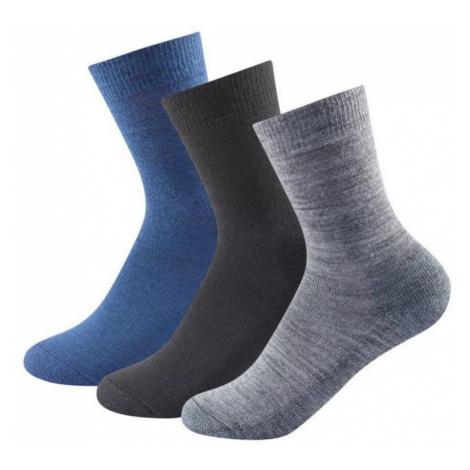 Socken Devold DAILY Medium KID SOCK 3 Pack SC 593 023 A 273A