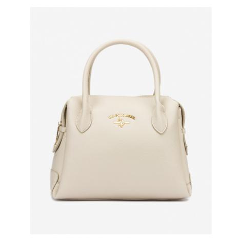 U.S. Polo Assn Stanford Handtasche Weiß