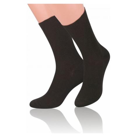 Damen Kniestrümpfe & Socken 018 brown Steven