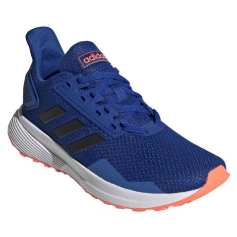 adidas DURAMO 9 K blau - Kinder Sneaker