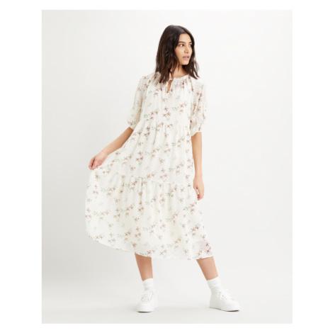 Levi's® Azalea Neutral Kleid Weiß Levi´s