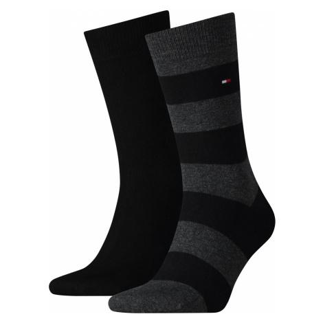 Tommy Hilfiger Herren Socken Rugby Sock 2er Pack