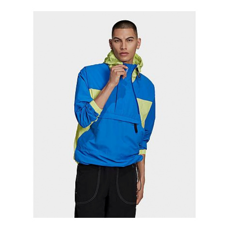 Adidas Originals Adventure Mishmash Blocked Shell Jacke - Semi Frozen Yellow - Herren, Semi Froz