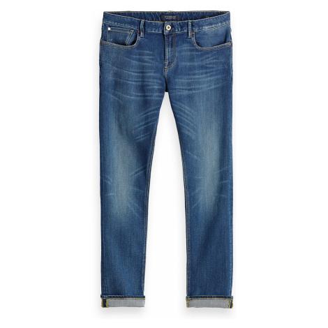 Scotch & Soda Jeans Men TYE 141222 Dunkelblau Blauw Flash 1861