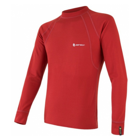 Herren T-Shirt Sensor DOUBLE FACE d.. red 18200045