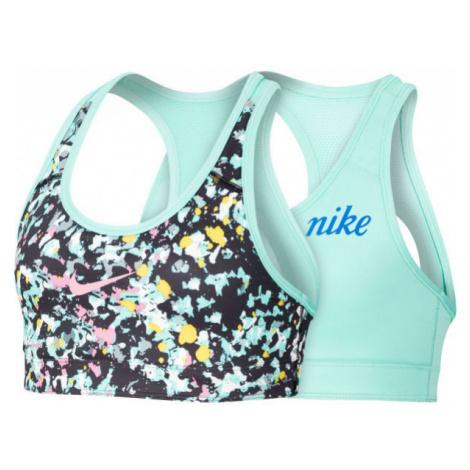 Nike CL REVERSIBLE BRA JDIY G schwarz - Mädchen Sport BH