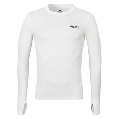Kompression T-Shirt Select Compression T-Shirt L/S 6902 white
